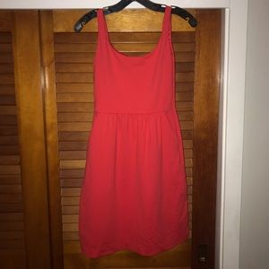 Women's size 2 (small) coral dress!